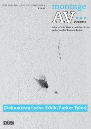 Dokumentarische Ethik /Parker Tyler