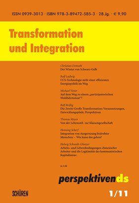 Transformation und Integration