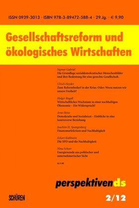 Gesellschaftsreform und ökologisches Wirtschaften